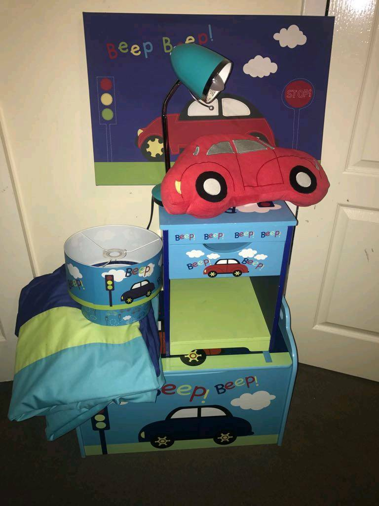 Boys bedroom bundle. !!! Now £40 !!!