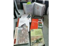 Set of Animal Management Study Books