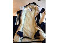 Burton snowboard jacket sz xl like new!