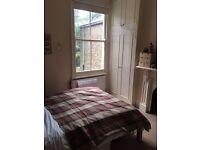 Large airy double room 10 minutes from Brixton tube