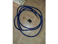 Focal Access 130A1 car speakers & MB Quart MBQ354 AMP