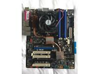 AMD athlon 64 3800+. 2GB Ram and Motherboard combo cheap
