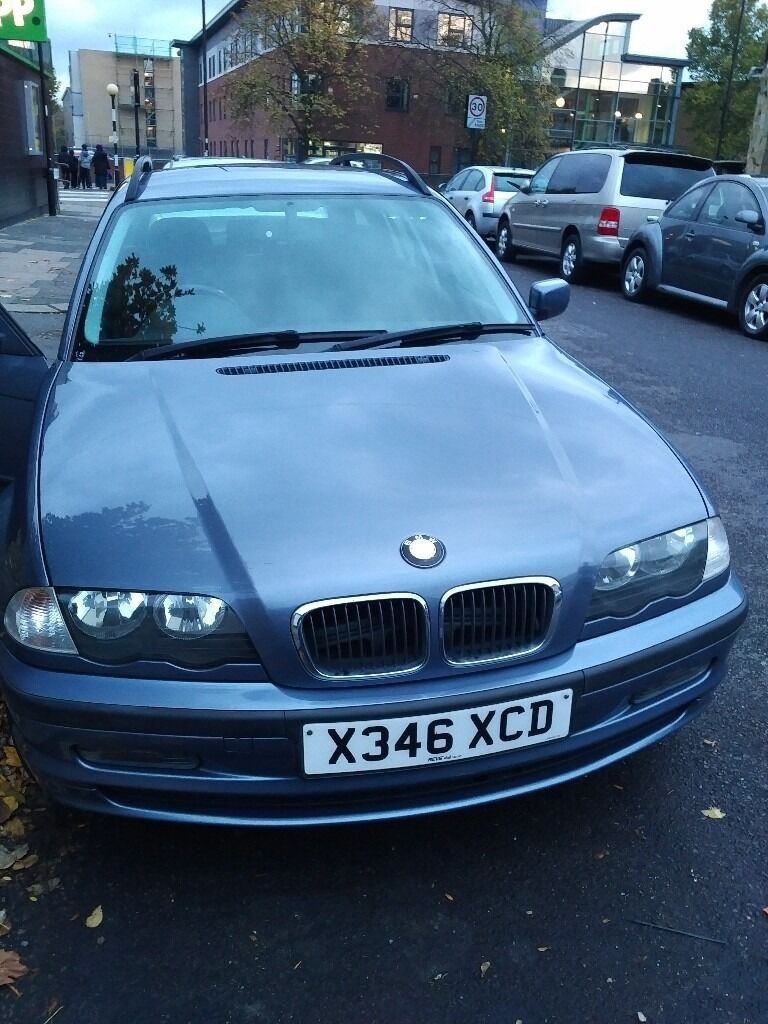 BMW 318 I ESTATE LONG MOT MARCH 2017 PX WELCOME