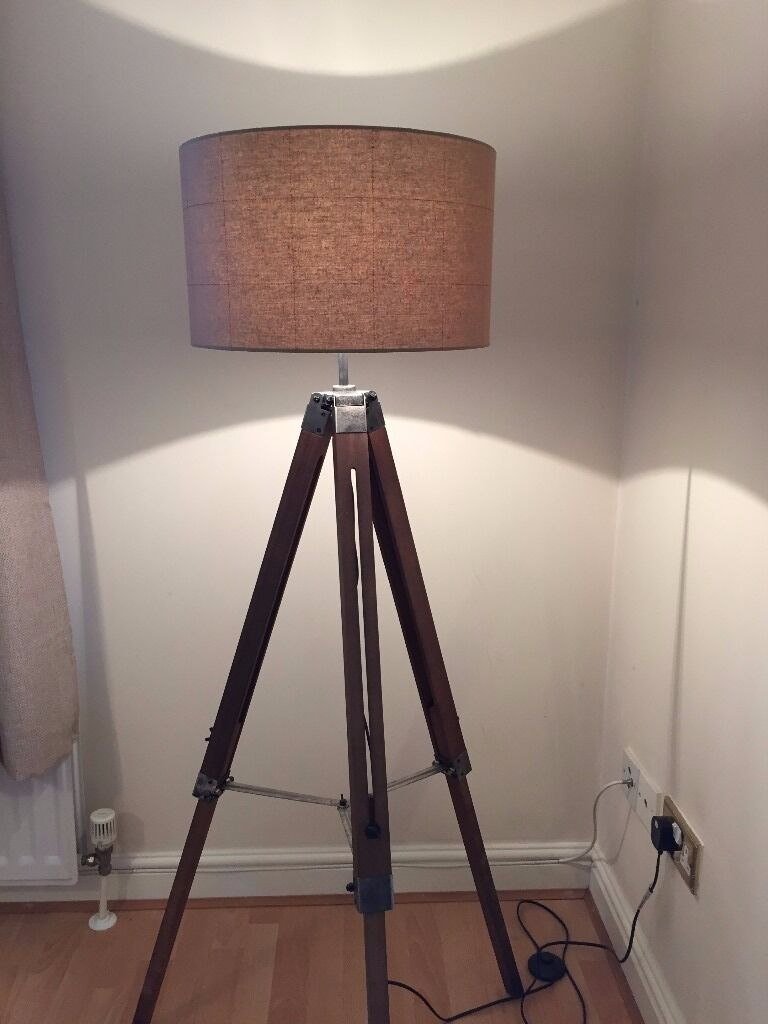 Next Alpine Tripod Floor Lamp In St Albans