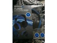 PS4 Xbox One PC Mac Gaming Headset