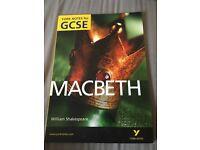 York notes Macbeth