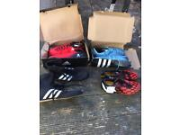 Assorted boots all brand new