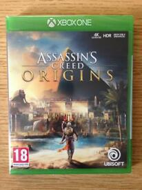 Assassins creed origin Xbox one