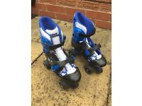 No Fear Roller Boots Size 1-4