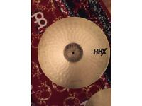 """Used Sabian HHX 21"""" Raw Bell Dry Ride"""