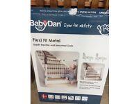 Baby Dan safety gate