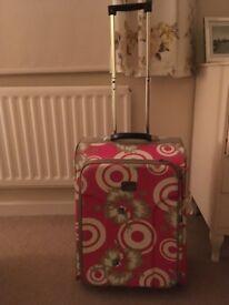 Roxy Quicksilver Suitcase
