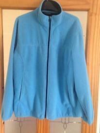 Turquoise Fleece