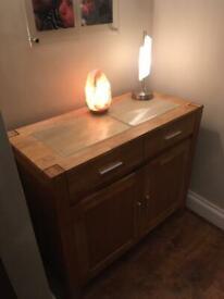 Oak sideboard furniture