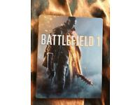 Xbox one game battlefield 1 steel case edition