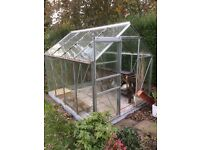 8x6 ft greenhouse