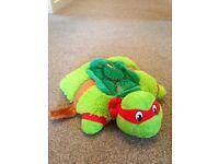 Ninja Turtles Pillow