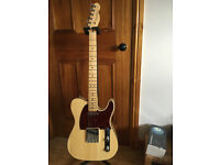 Fender telecaster USA telebration 60th anniversary lamboo 2011 mint condition case+candy