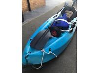 Ocean kayak package
