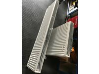 Purmo 700x700mm Double Panel Double Convector Radiator