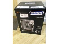 Brand new sealed delonghi esam 4200 coffee machine