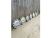 "Wheel trims 15"" x7 used 07594145438"