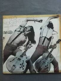 Vinyl record Ted Nugent