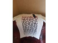 3 crosshatch t shirts