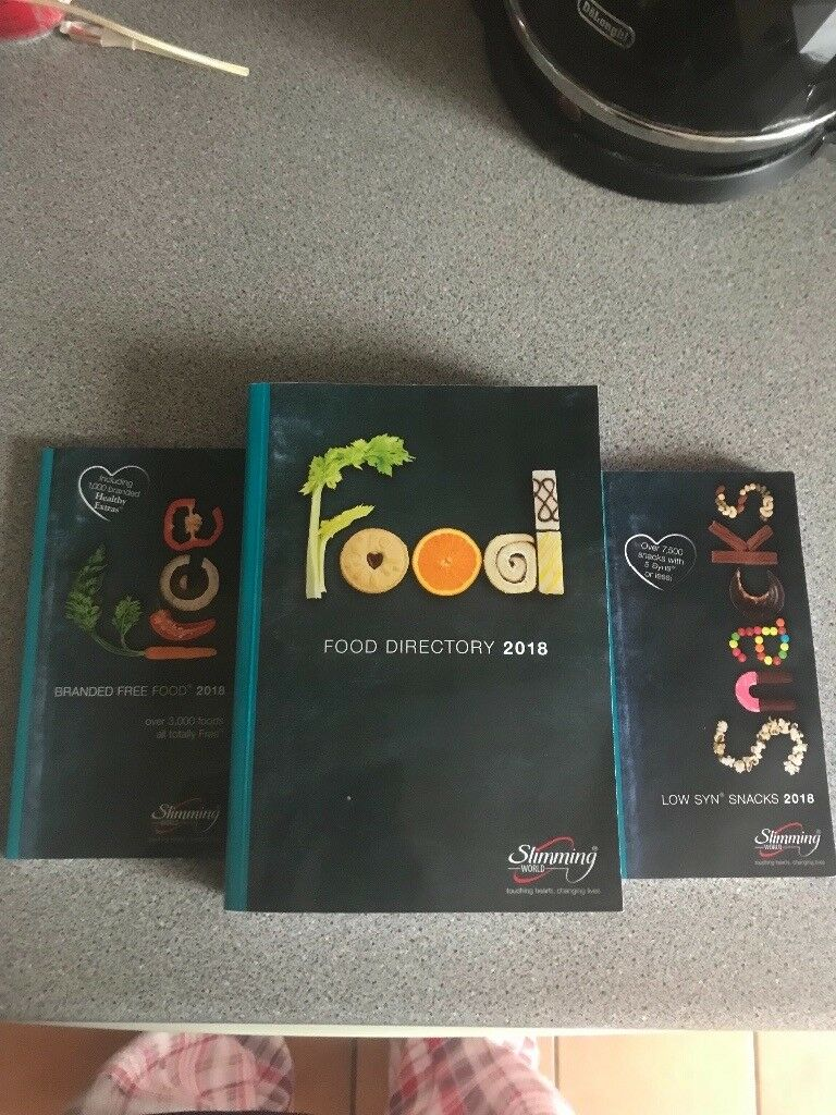 Slimming World Food Ads Buy Sell Used Find Great Prices