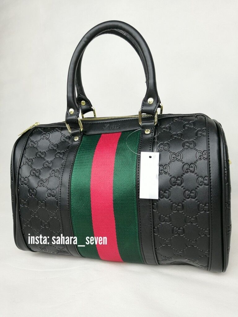 9374f863d95 Women Gucci boston red green bag £45 handbag striped