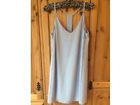 New Look summer dress, party, wedding, blue dress, brand new,