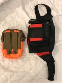 Sourcingmap Sport Waist Pack and DOHOT Molle Pouch