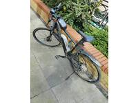 Mountain bike electric bike hybrid easy up hill