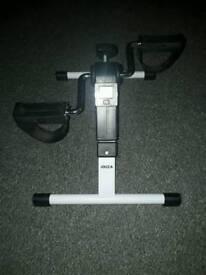 Mini foldable exercise bike