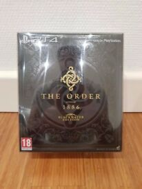 The Order 1886 Blackwater Edition Bonus Items (PS4)