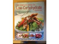 The Complete book of Low-Carbohydrate cooking by Elaine Gardner