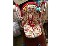 Graco baby bouncer like a brand new