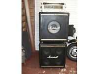 Marshall dynamics bass cabs system for sale