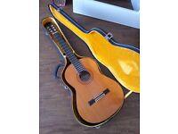 Kimbara acoustic guitar