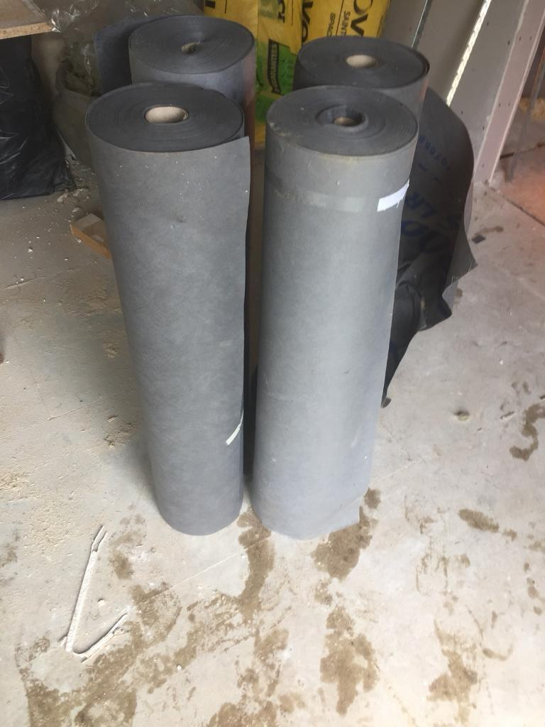 4 x Rolls of Protect Breathable Roof Felt