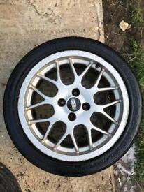 alloy wheel 16in