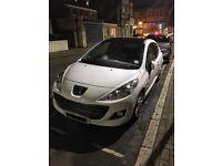 Peugeot 207 Allure VTi 2012   Hatchback   14,500 Miles   Manual   1.6L   Petrol