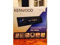 Kenwood KDC-200UB perfect condition