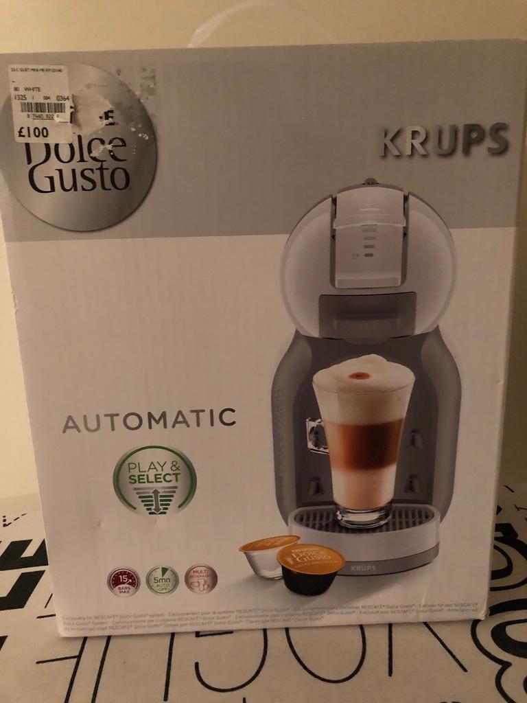 Krups Dolce Gusto Coffee Machine In Woking Surrey Gumtree