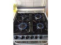 Working gas cooker