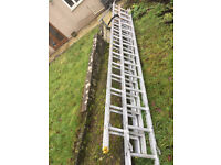 3 Section Extension Ladder.