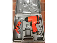 Compressed Air Impact Gun/Wrench