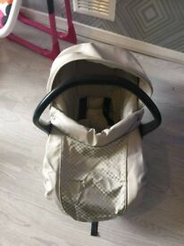 Pram, car seat carrycot etc ..