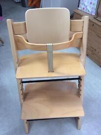 Trip Trap high chair