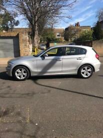 image for BMW 1 SERIES 116i SE 5 DOOR PETROL SLIVER 6 SPEED